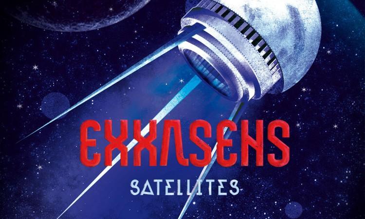 Exxasens Satellites 300rgb - 2