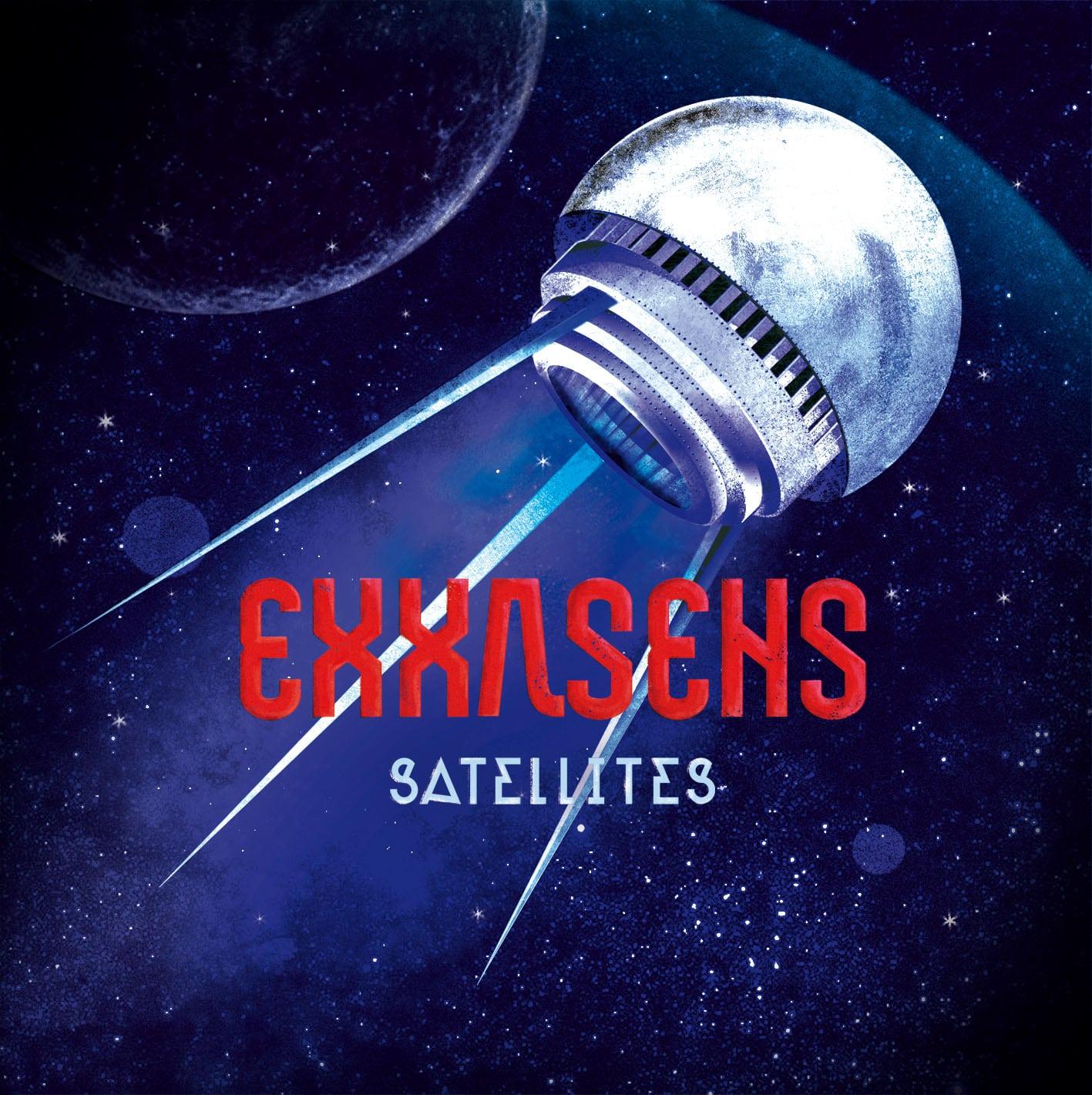 Exxasens Satellites 300rgb