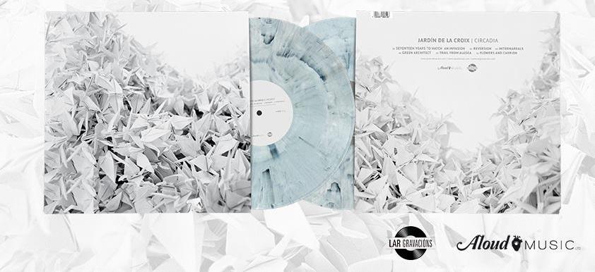 Nuevo disco de Jardín de la Croix en octubre