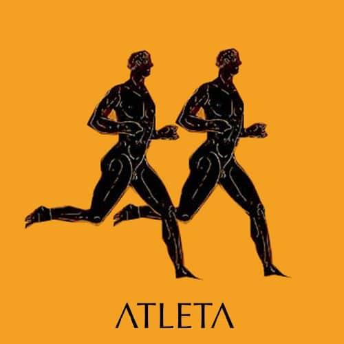 Atleta - Fariseos - Portada Internet