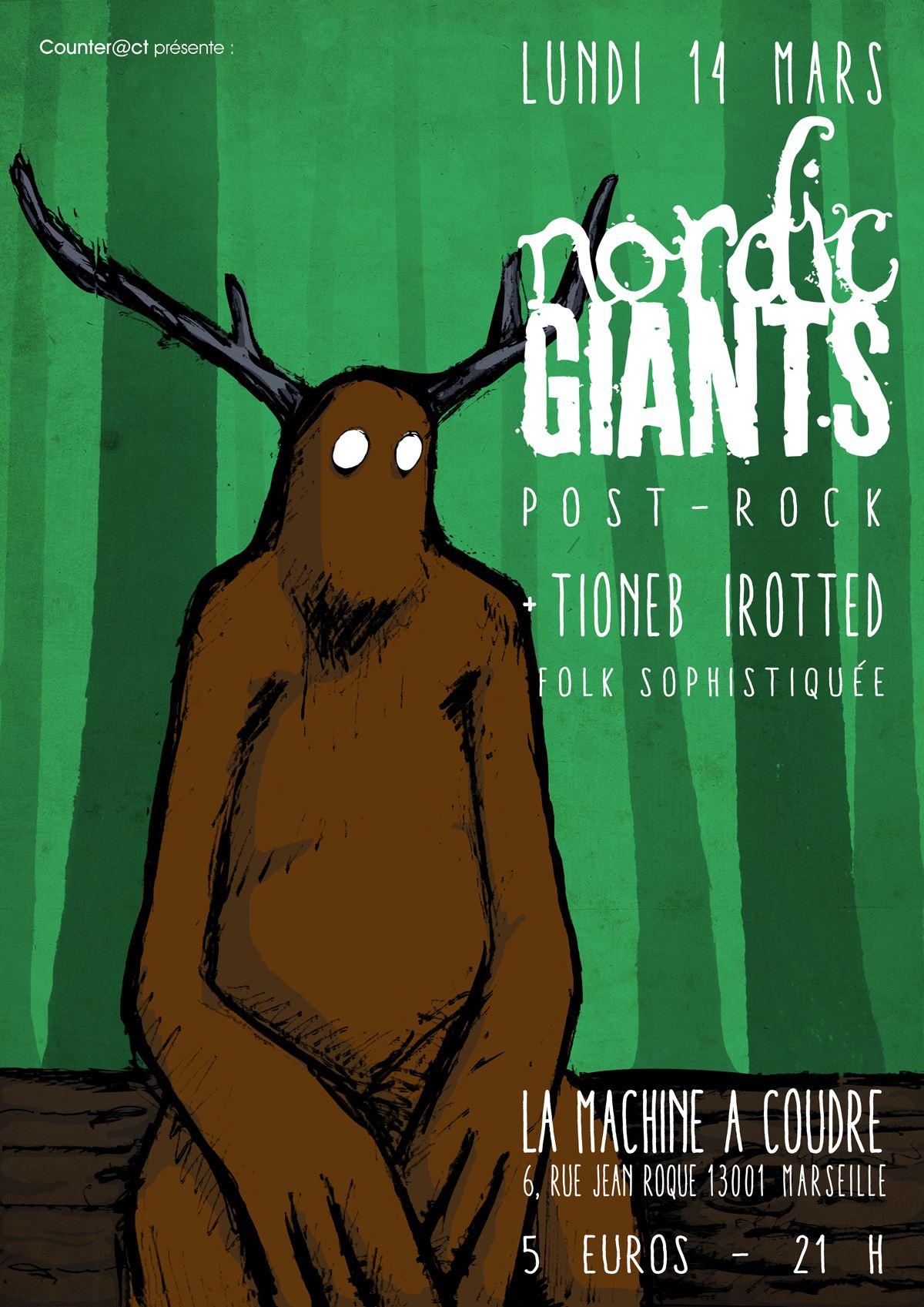 nordic giants aloud music ltd. Black Bedroom Furniture Sets. Home Design Ideas