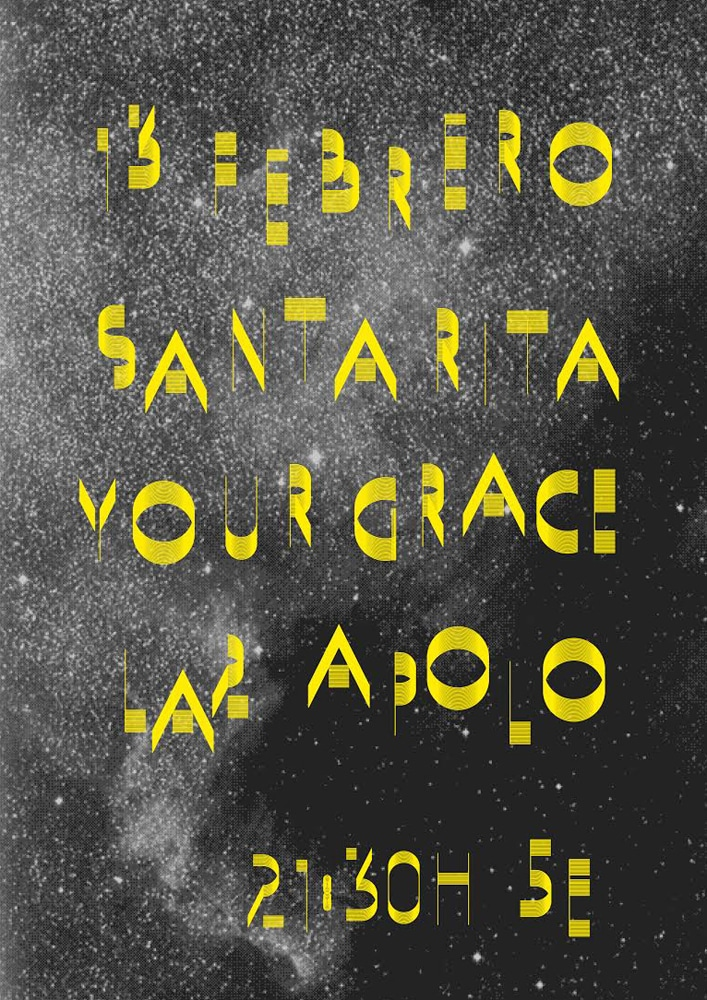 Santarita_YourGrace