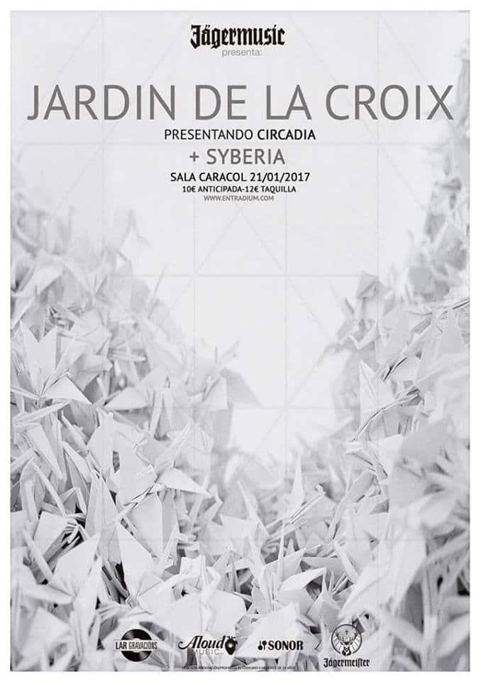 jardin de la croix syberia aloud music ltd