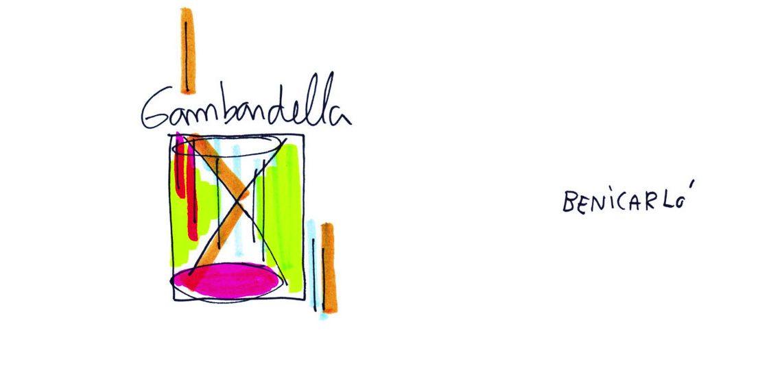 Compra el nuevo vinilo de Gambardella!