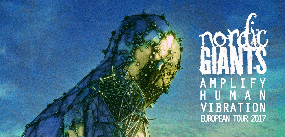 Nordic Giants en Barcelona y Madrid