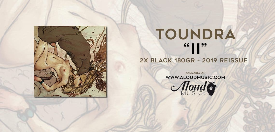 """II"" by Toundra now available on double vinyl!"