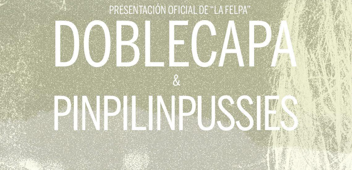"DobleCapa presentan ""La Felpa"" en Barcelona"