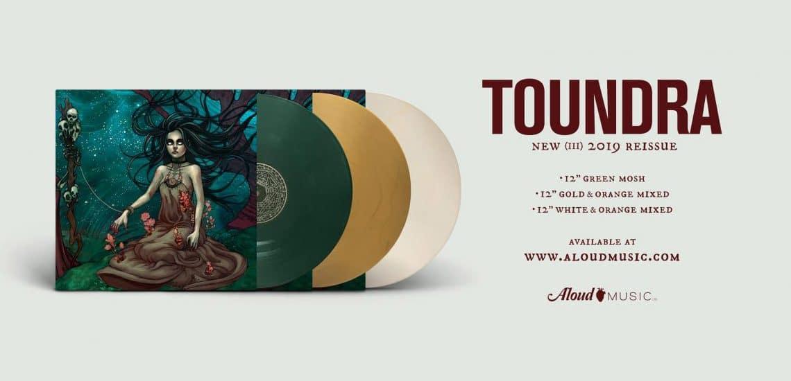 Reedición del vinilo de «III» de Toundra